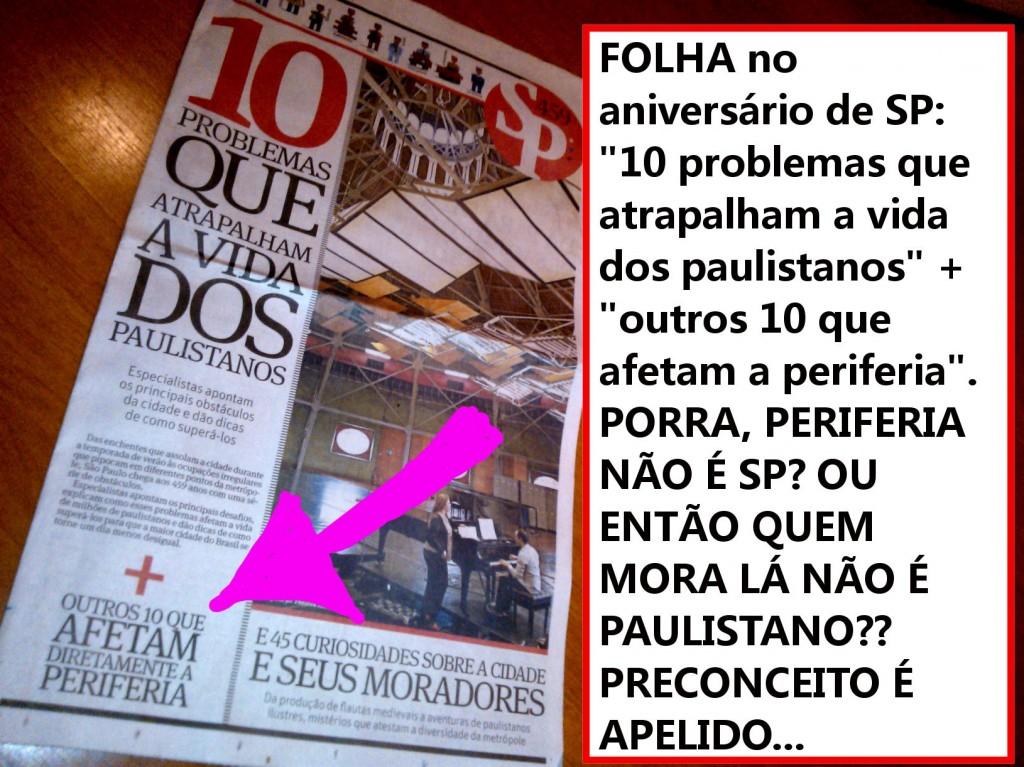 FOLHA ANIVERSAIO